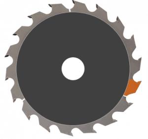 Specificaties cirkelzaagblad: zaagtanden 18