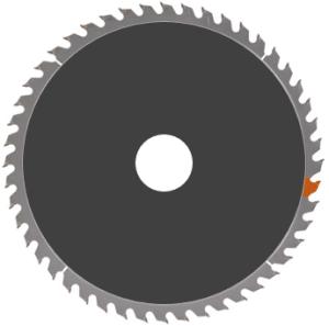 Specificaties cirkelzaagblad: zaagtanden 48