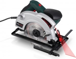 Laser handcirkelzaag