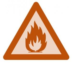 brand gevaar