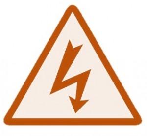 gevaar elektriciteit