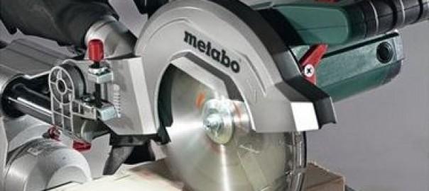 METABO KGS 216 M eigenschappen