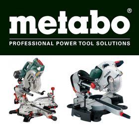 Metabo afkortzaag