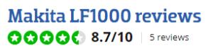 Makita LF1000 Reviews