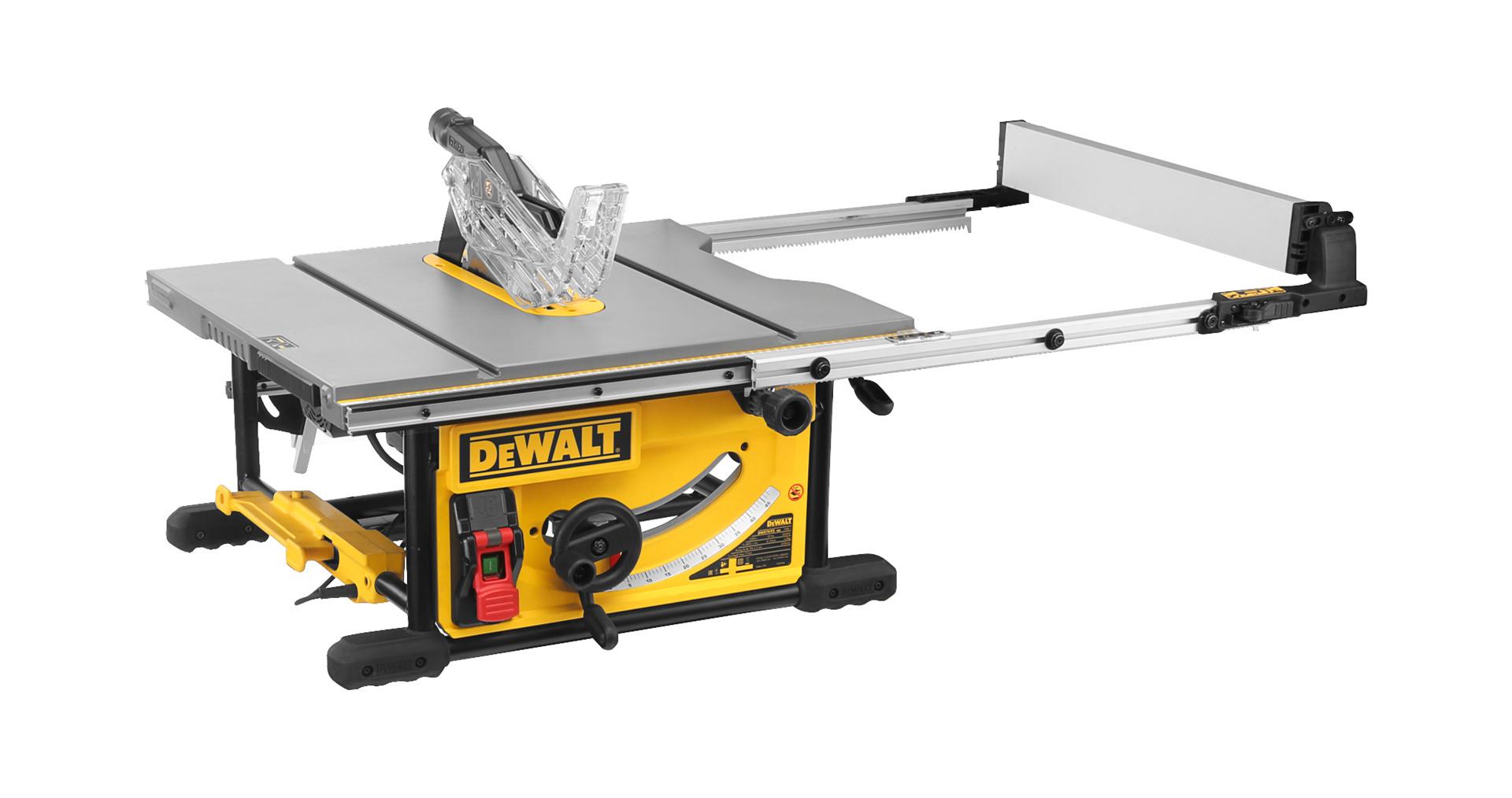 Dewalt DWE7492 Zaagtafel - 2000 Watt