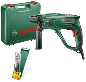 Bosch PBH 2100 RE + boor- en beitelset