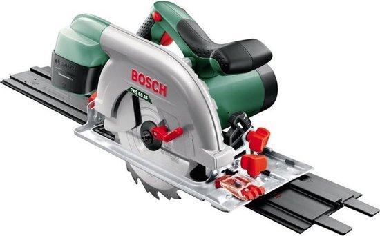 Bosch Cirkelzaag PKS 66 AF met geleiderail 0603502000