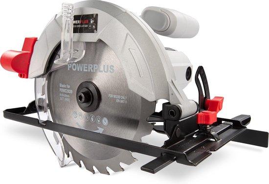 Powerplus POWC2030 Cirkelzaag - 1200W - Ø185mm